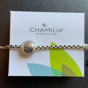 Diva Chamilia Charm